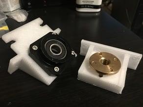Hypercube Evolution HEVO T10mm lead screw anti backlask / bearing holder