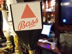 Triangular Beer Tap Handle