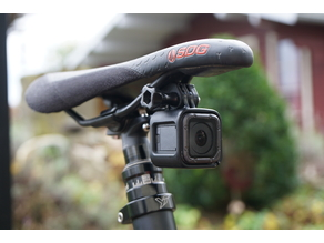 "GoPro Saddle Cable ties thing ""thing"""
