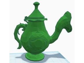 Tea Cannon