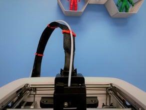 Robo C2 R2 PTFE Filament Guide Tube Clip