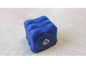 Braille Cube (Fidget Braille Cube)