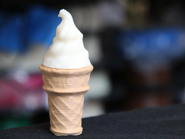 Customizable Ice Cream Cakes