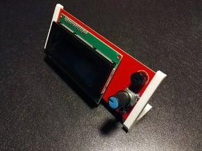 Minimal LCD bracket