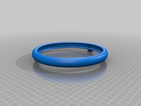 """Top Ring for """"Low-cost modular Lamp"""""""
