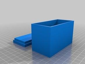 Miniatures Case - Single Long Creature Case