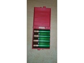 AA Hinged Battery Box