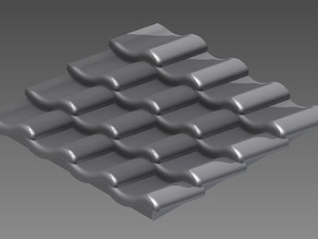 Roof tile components