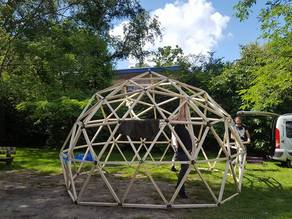4.6 meter dome