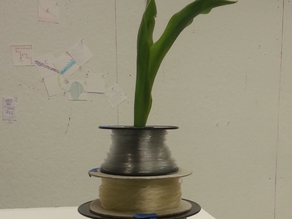 Parametric Filament Spool Vase