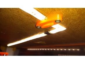 LED holding clip - LED Halteklammer