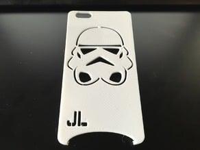 Storm Trooper IPhone 6 Plus Case