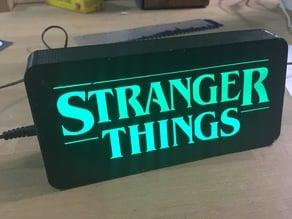 Stranger things Rgb Leds