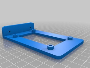 RAMPS 1.4 /  Mega Holder MOUNT on 2020/1515 Extrusion
