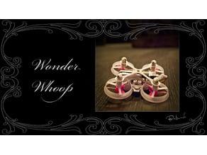 The WonderWhoop - Tiny Whoop stiffener