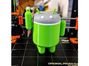 Android Body for Google Home Mini