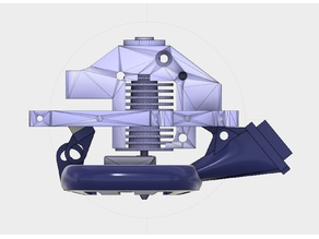 Microdelta Rework fan part shroud