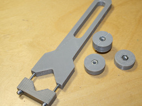 Adjustable propeller cutter for Multicopters