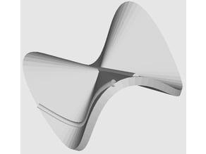 non_Gateaux differentiable function