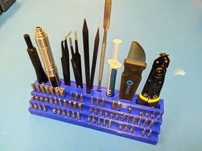 4mm Precision Screwdriver Bit and Tool Holder