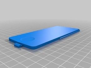 battery cover for FlySky GT2 transmitter