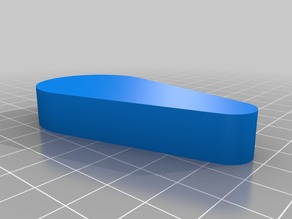 Pie Shaped Piece curved wedge