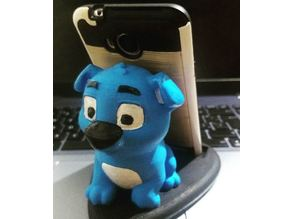 Niko Dog Phone Stand