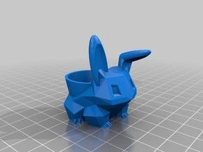 Bunnysaur Planter