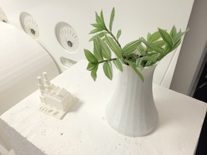 Cooling Tower Plant Pot / Vase
