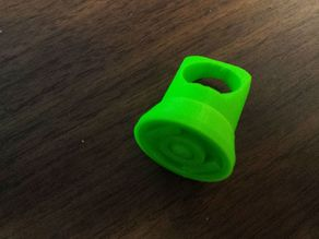 Green lantern ring, new design close to finished