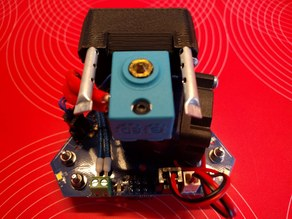 Tusk cooling for Duet smart effector