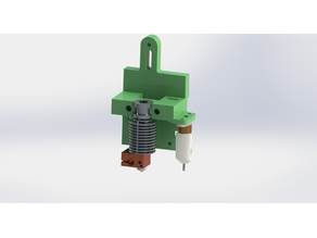Extruder_Mount_3DTouch - NF thc-01