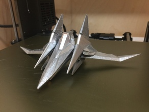 Arwing (Repaired)