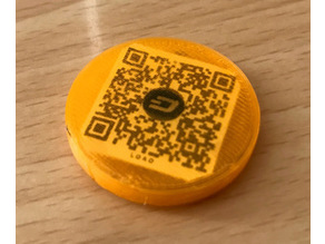 Bitcoin and crypto currency tamper-proof paper wallet
