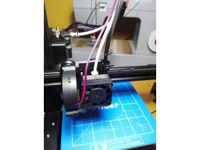 cr 10 , ender 2 - 3 , creality single blower 50mmx15