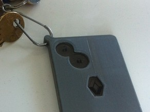 Renault Espace Keycover