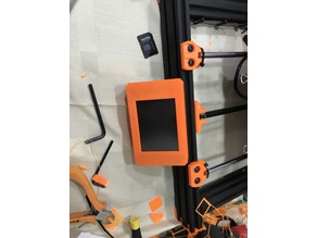 Prusa i3 Bear TFT LCD Support