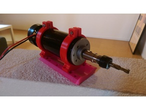 MPCNC 525 tool mount for 52mm spindle