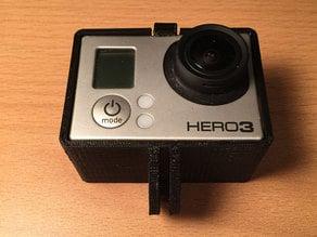GoPro w Battery Frame