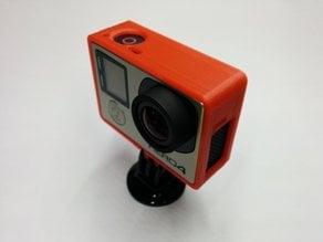 GoPro Hero4 naked mount