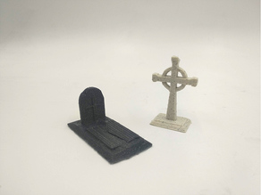 Cemetery Constructor models