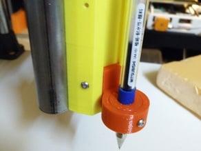 Pen Holder for Universal Mount (MPCNC)