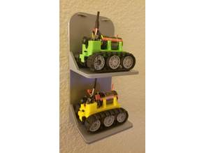Tiny Trak Shelf
