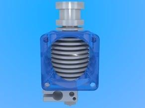 30 mm E3D-v6 Shroud for PLA