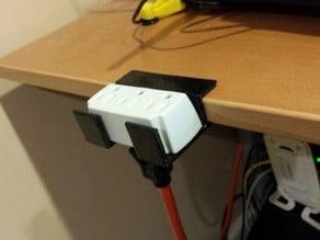 Desk Edge Holder
