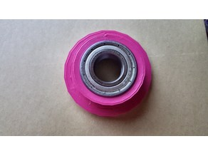 Spool bearing for 6004 ZZ