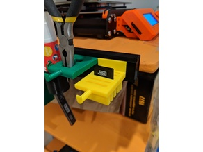 Ultimate Modular 3D Printer Tool Holder Rack - New Modules