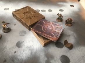 "Necromunda Card Holder ""THE NECRODECK"""