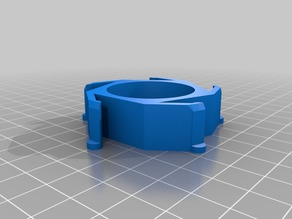 My Customized Spool Hub Adapter