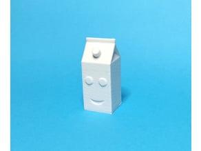 Milkbox Toy